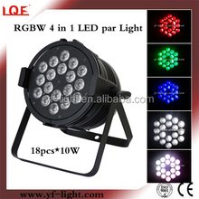 DMX led par can/Manufacturer/High power RGBWA 5 in 1 LED commercial lighting fixture