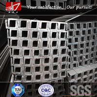 Q235,SS400 steel channel weight chart, universal channel steel