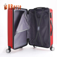 Cheap ABS PC Luggage Trolley Suitcase