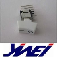 O I marking Sub miniature Rocker and handle lever Switch DPDT hand lever silver contacts high quality toggle switch