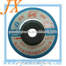"4"" 100*6*16mm belt grinding wheel with MPA"