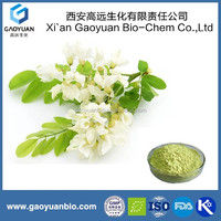 High purity herbal extract quercetin 98% for pharmaceutical grade by gaoyuan factory