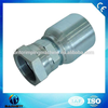 With 2 years warrantee factory supply swaged hose fitting