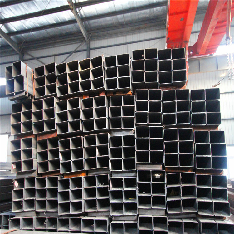"5.75mm thickness ! 2""x4""x15x1.5 mm square pipes tube x 6 mts. 30x30mm low carbon steel pipe"