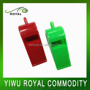 Promotional Whistle Camping Plastic Sport Whistle