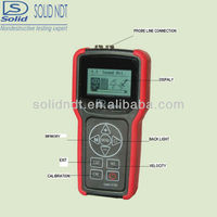 Solid 2013 Newest Upad iron thickness gauge used