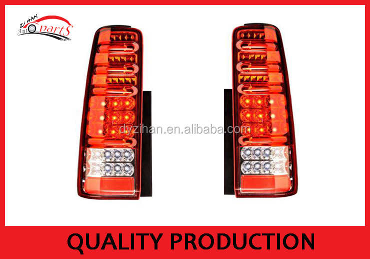 12V/24V led car tail lamp used for suzuki jimny