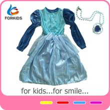 Kid's fancy princess accessories play toy,cartoon character fancy dress for role play
