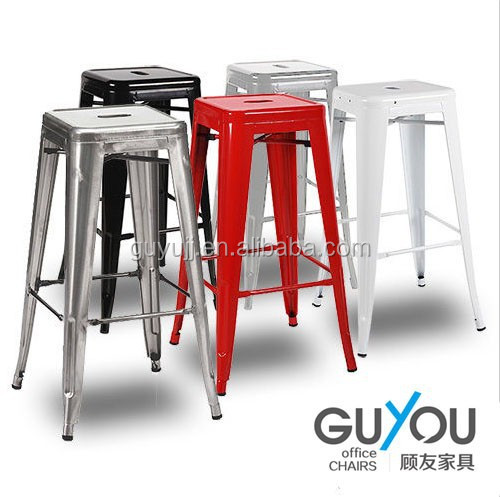 GY 168 Iron stool Metal Bar Stools From Alibaba China Supplier