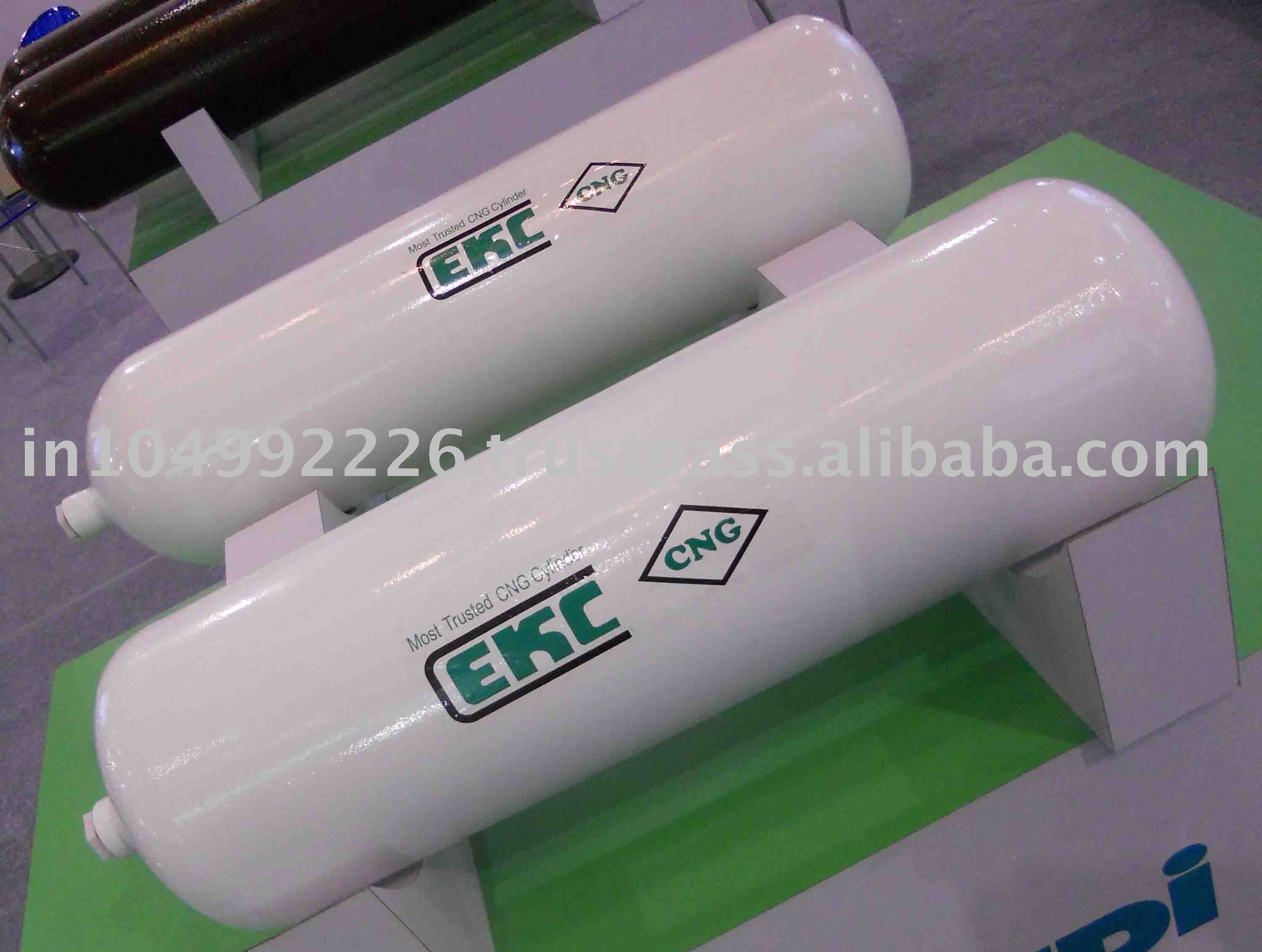 ISO 11439 steel cylinder 232X28L
