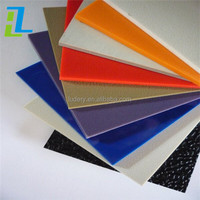 Factory ABS Plastic Price, Double Color ABS plastic Sheet