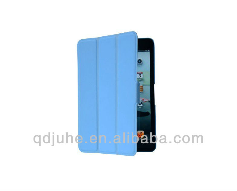Leather case for sublimation iPad mini Cover