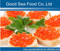 Frozen delicious flying fish roe