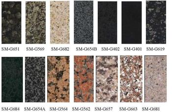 Granite Slabs, Countertop From China