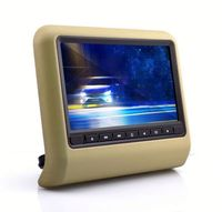 "Chelong Big Discount 9inc INNOLUX New Digital LCD high quality 9"" car tft lcd headrest monitor dvd"