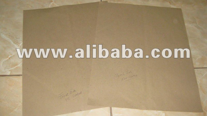 FOOD WRAPPING BROWN PAPER