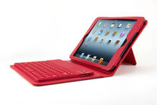 Wireless Bluetooth Keyboard PU Leather Case for iPad Mini 1 2 3 4