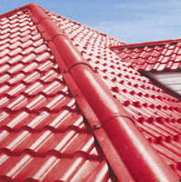 anti-corrosive PVC corrugated roofing sheet/ panel