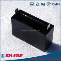 best-selling fan ac capacitor cbb61 9uf 10uf 250v 450v