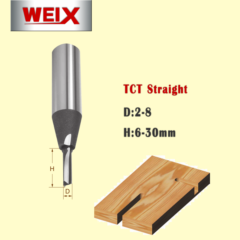 Wood industrial end mills/cutting tool/router bits