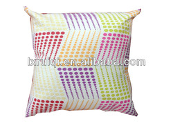 latest design seat cushion cover for wholesale