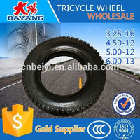 2016 hot sale durable factory price tyre for motorcycle and 3 wheel motorcycle
