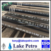 API oil casing and tubing Oil Well Casing Pipes /K55 casing drilling pipe