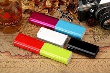 Power bank 2600MAH, fm radio tf card power bank