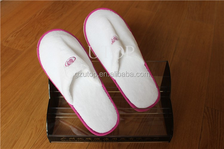 Best selling slipper with raw material organic cotton for slipper