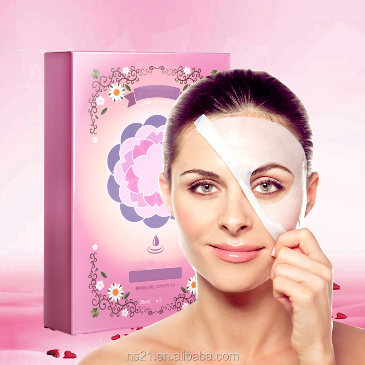 Factory price offer beauty product hydrating mask for face best face mask for combination skin