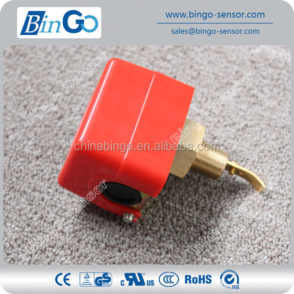 Magnetic reed paddle water flow switch price