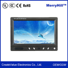 "Resistive Touch Screen Car Monitor 7"" 8"" 10.1"" 10.4"" inch 800x600 TFT LCD Display OEM"