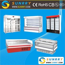Commercial Customize Size Refrigerated Supermarket Equipment with CE