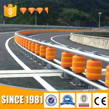 Best Selling roller barriers traffic bollard road barrier highway steel railing system