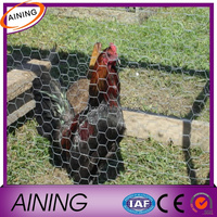 Manufacturer Supply Chicken coop hexagonal chicken wire mesh