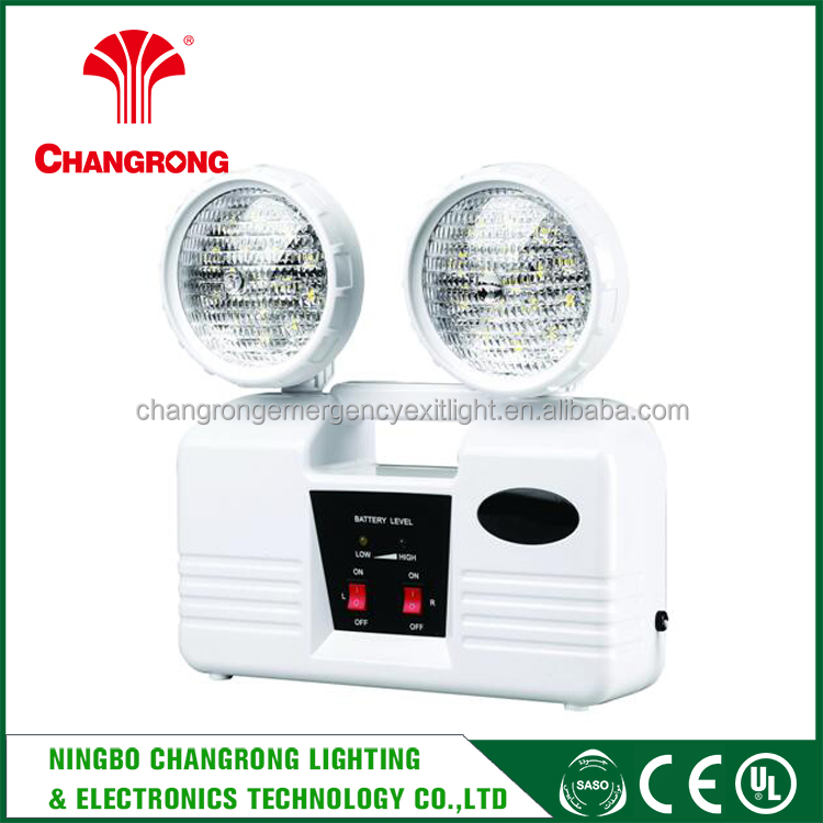 China Factory Led Rechargeable Emergency Light , 220V Emergency Lights Other Led Lighting