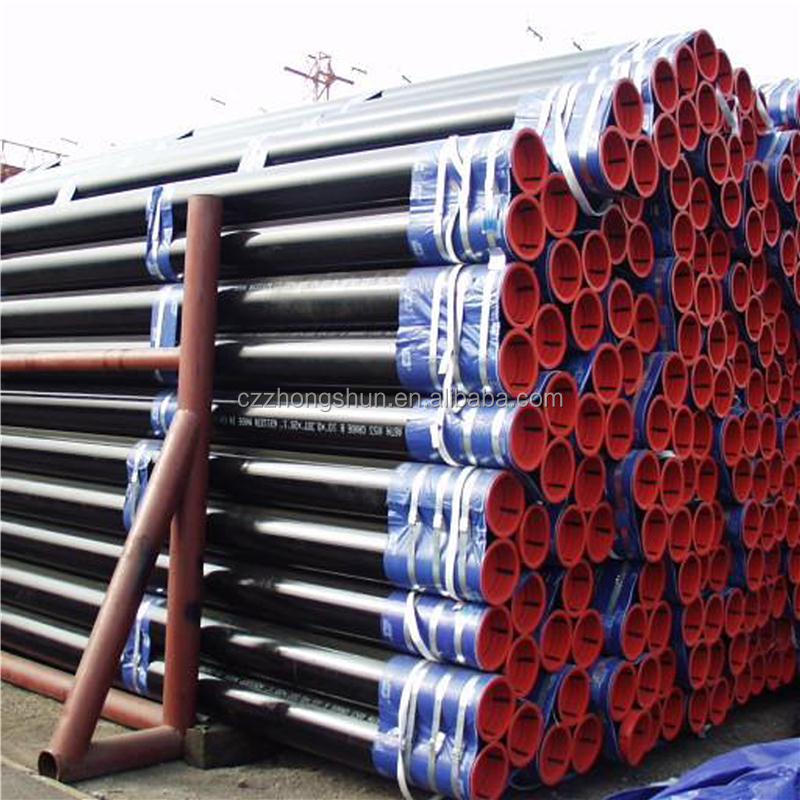 api 5l gr b schedule 40 seamless steel pipe for hot sale