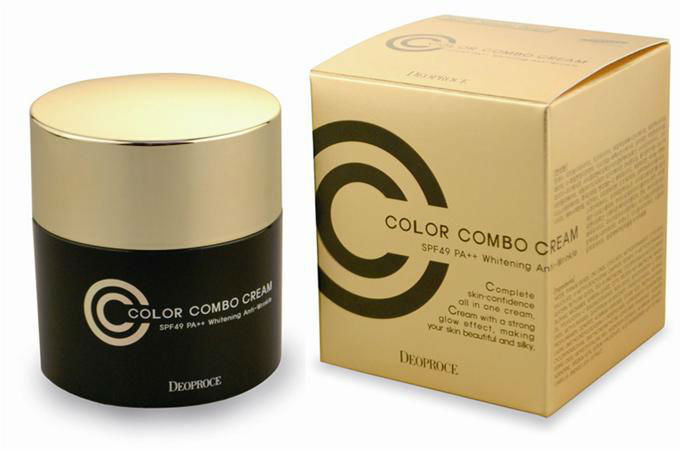 [GREEN COS] Deoproce Color Combo Cream