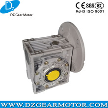 model no NMRV050 with ratio 1 20 B5 or B14 flange Worm gearbox
