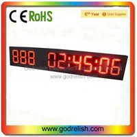 Plastic digital calendar electronic projects with low price