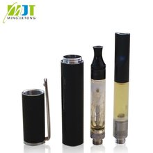 No leakage 650/900/1100mah 800puffs clearomizer electronic cigarette eGo-w