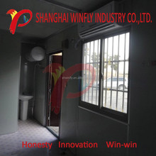 low cost china cheap living folding expandable luxury container house