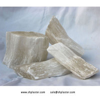 manufacture good quality gypsum plaster in tofu cas 7778-18-9 HS 283329