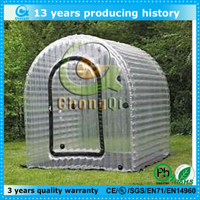 Lawn inflatable transparent inflatable tent for sale