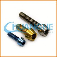 China manufacturing fasteners din 7976 tapping screws