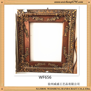 Wooden AntiqueMIRROR Frame with high quality