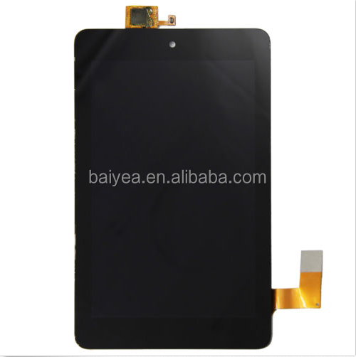 New Touch Screen Digitizer Front Outer Glass Panel for Dell Venue 7 Tablet 3730