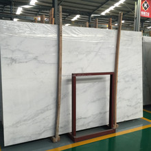 Natural Oriental white dolomite Carrara marble slabs price