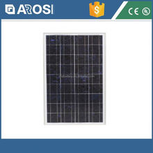 2016 New design 260w 300w solar panel e ink panel