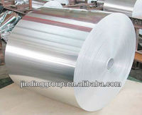 Good quality heat resistant aluminum foil